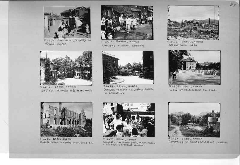 Mission Photograph Album - Korea #6 page 0087