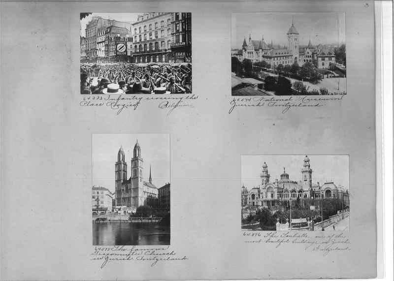 Mission Photograph Album - Europe #05 Page 0003