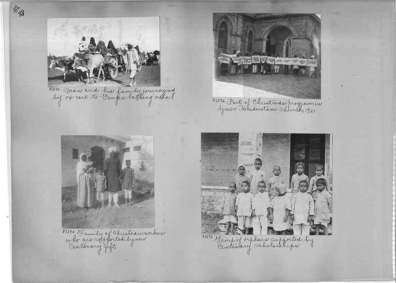 Mission Photograph Album - India #10 Page 0038