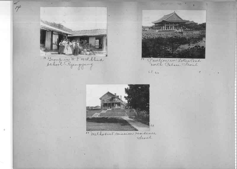Mission Photograph Album - Korea #1 page 0014