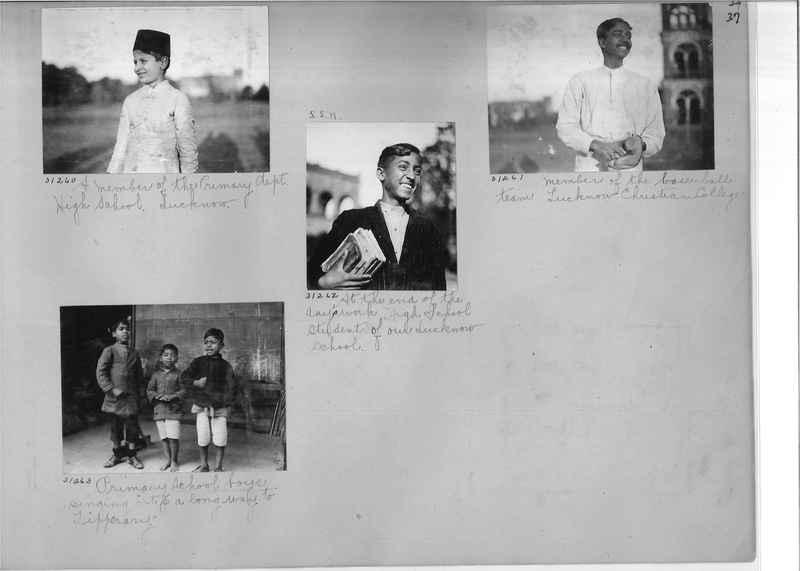 Mission Photograph Album - India #05_0037