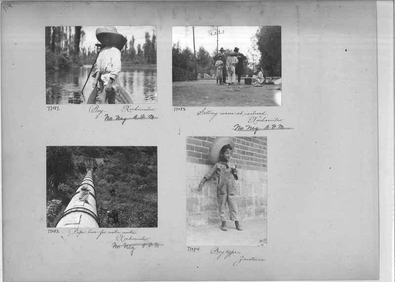 Mission Photograph Album - Mexico #05 page 0114