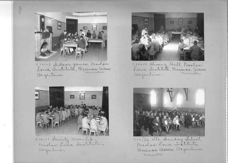 Misson Photograph Album - South America #8 page 0180