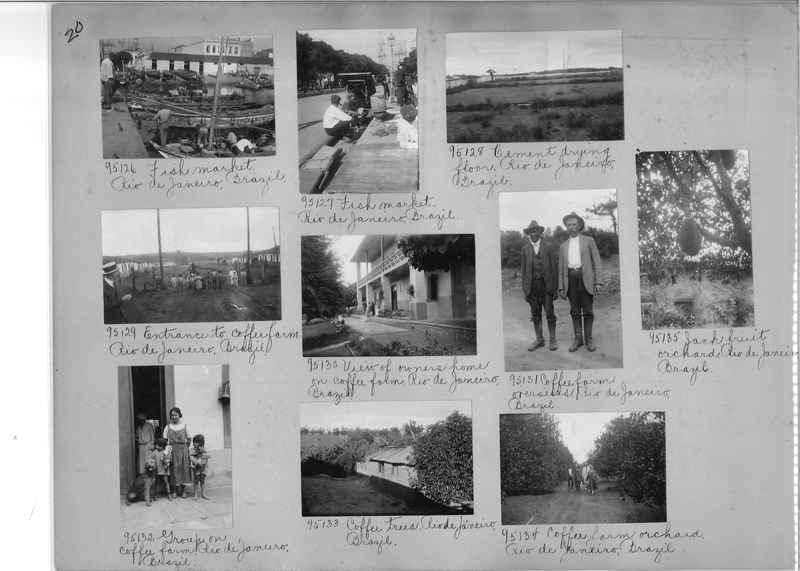 Misson Photograph Album - South America #8 page 0020