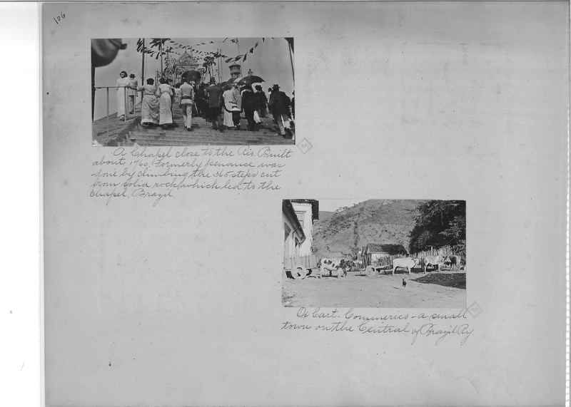 Mission Photograph Album - South America O.P. #1 page 0106