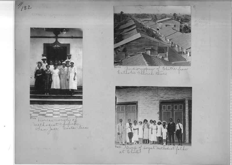 Mission Photograph Album - Panama #04 page 0182
