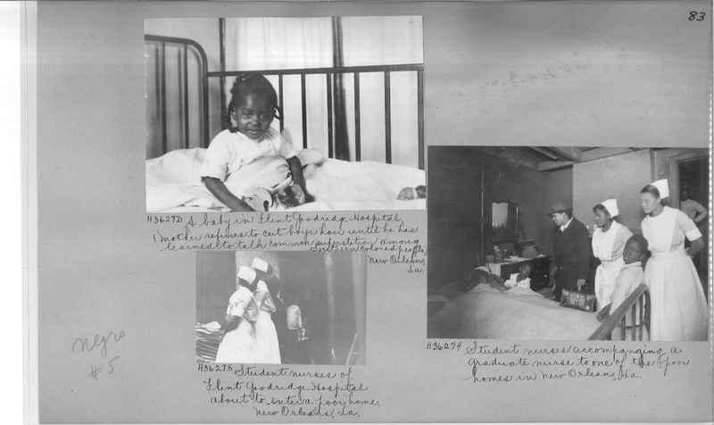 Mission Photograph Album - Negro #5 page 0083
