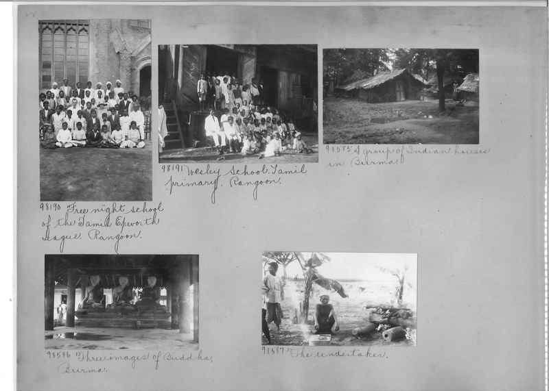Mission Photograph Album - Burma #2 page 0042