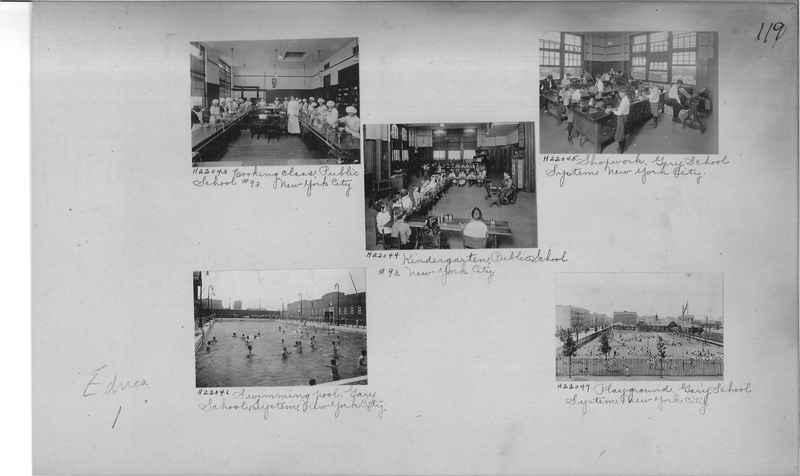 Mission Photograph Album - Education #1 page 0119