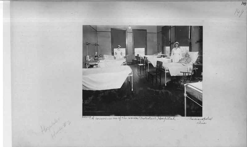 Mission Photograph Album - Hospitals and Homes #2 page 0149