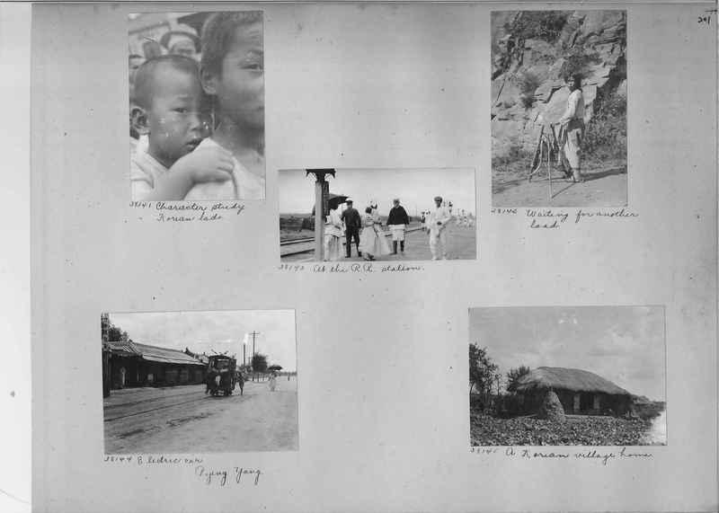 Mission Photograph Album - Korea #2 page 0201