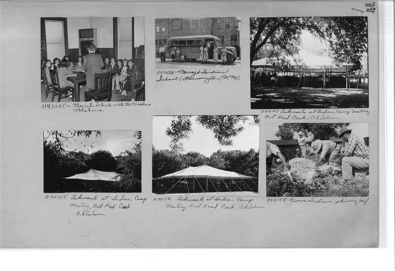 Mission Photograph Album - Indians #2 page_0229
