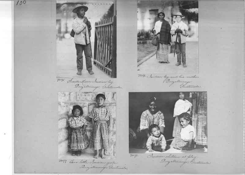 Mission Photograph Album - Panama #04 page 0100