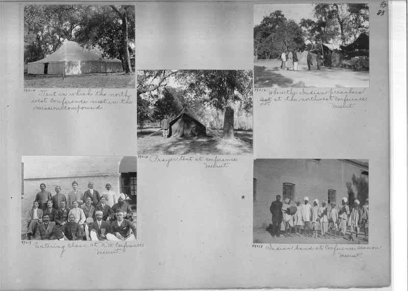 Mission Photograph Album - India #10 Page 0083