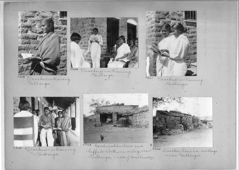 Mission Photograph Album - India #13 Page 0102