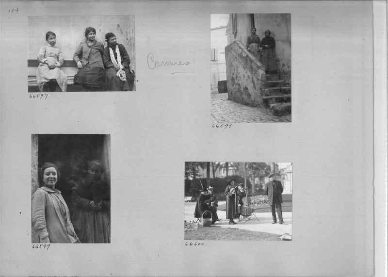 Mission Photograph Album - Europe #05 Page 0154