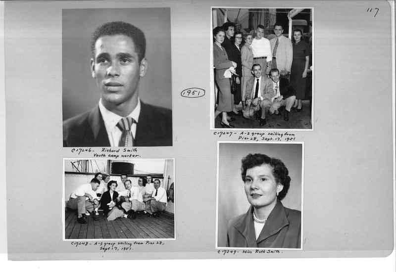 Mission Photograph Album - Portraits #07 Page 0117