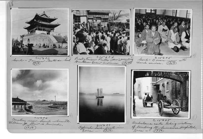 Mission Photograph Album - Korea #6 page 0068