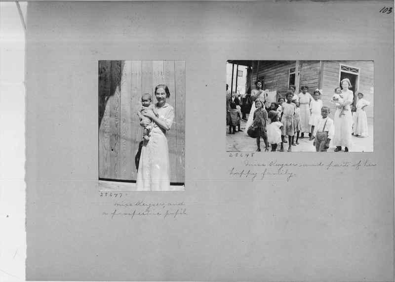 Mission Photograph Album - Panama #02 page 0103
