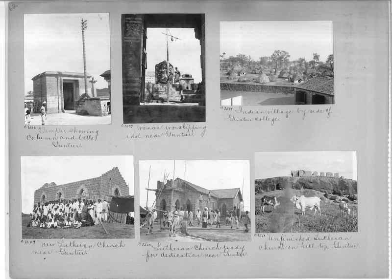Mission Photograph Album - India #13 Page 0062