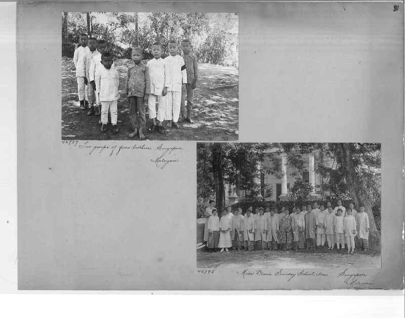 Mission Photograph Album - Malaysia #4 page 0081
