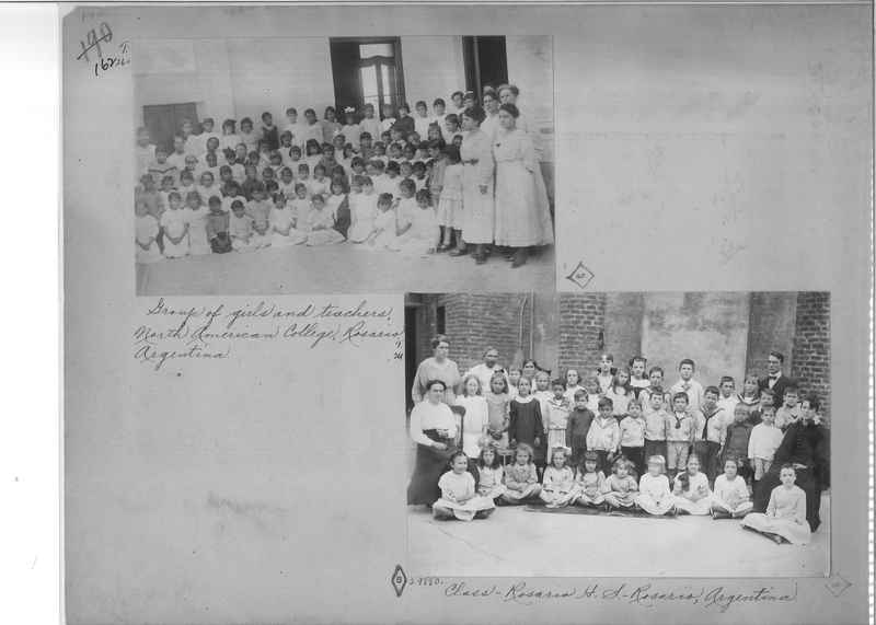 Mission Photograph Album - South America O.P. #2 page 0162