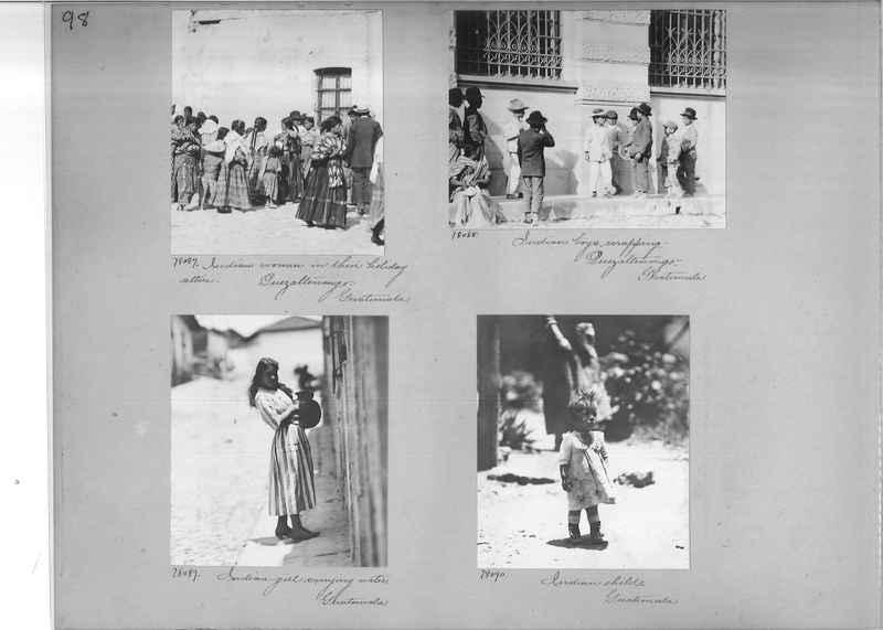Mission Photograph Album - Panama #04 page 0098