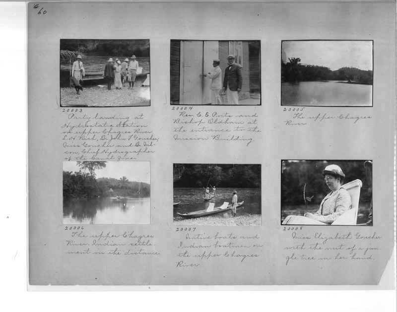 Mission Photograph Album - Panama #1 page  0060