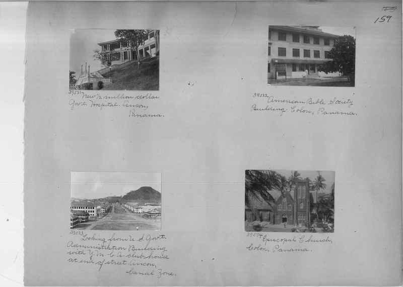 Mission Photograph Album - Panama #02 page 0159
