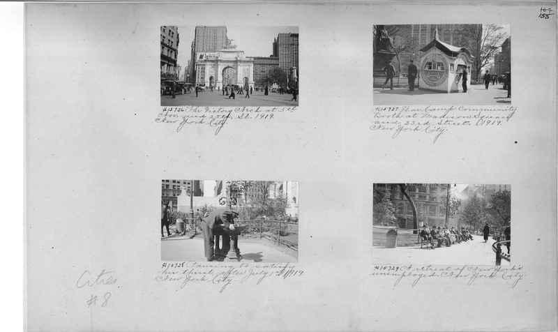 Mission Photograph Album - Cities #8 page 0155
