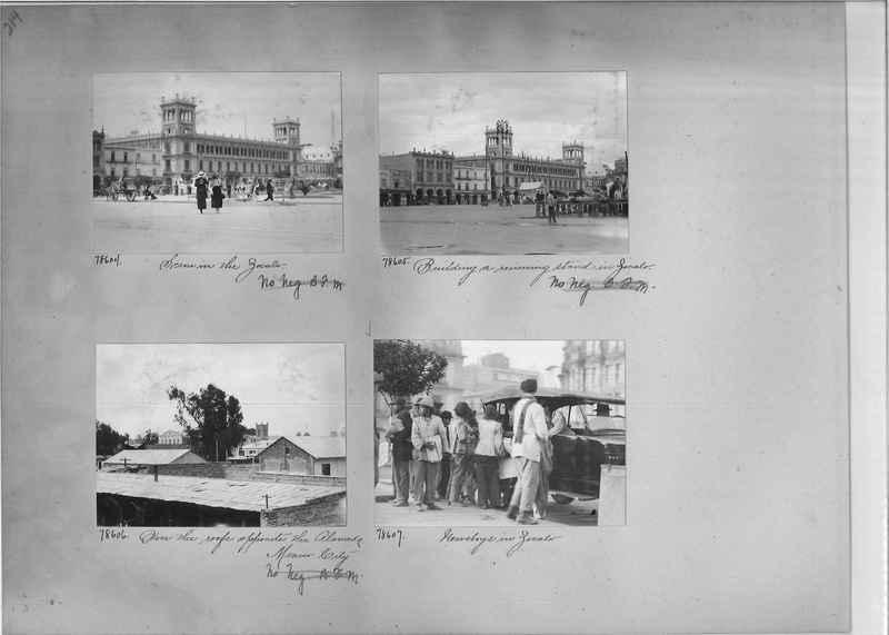 Mission Photograph Album - Mexico #05 page 0214