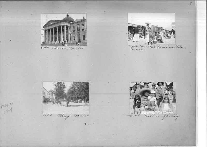 Mission Photograph Album - Mexico #04 page 0007