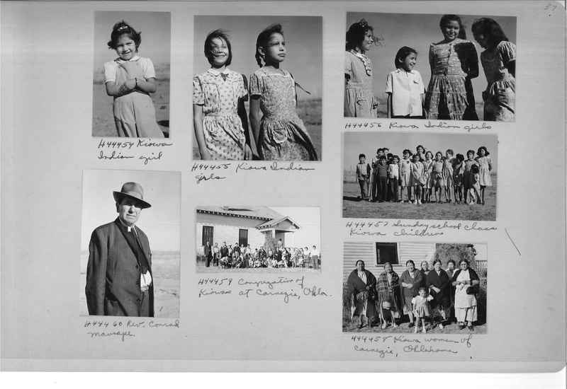 Mission Photograph Albums - Indians #3 Page_0037