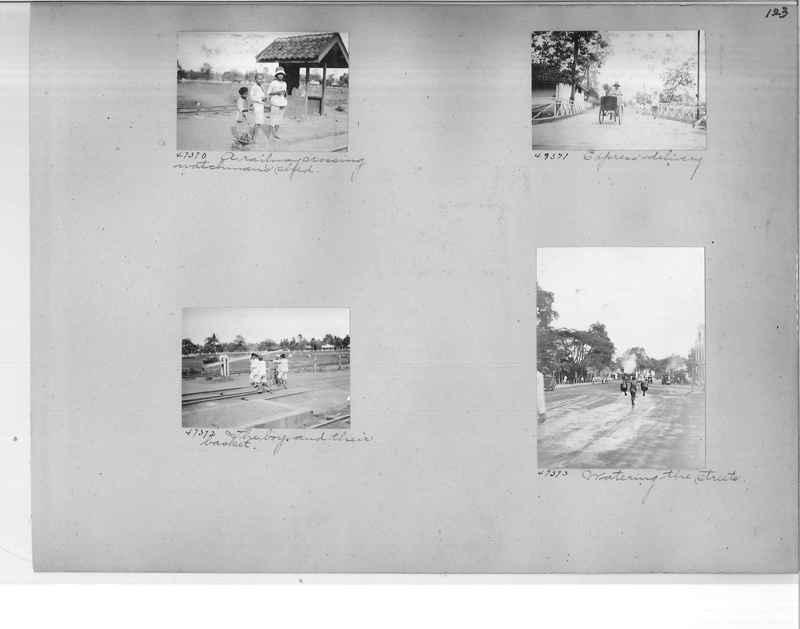 Mission Photograph Album - Malaysia #4 page 0123