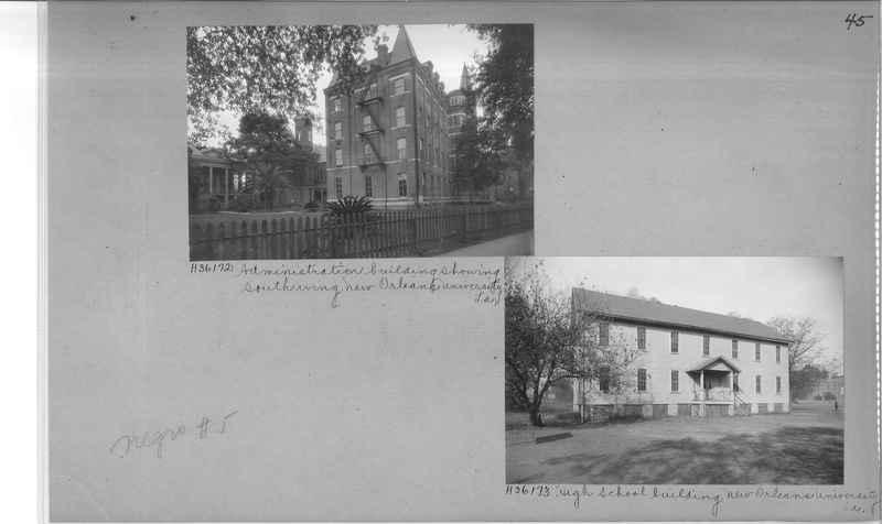 Mission Photograph Album - Negro #5 page 0045