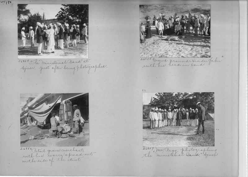Mission Photograph Album - India #04 page_0150