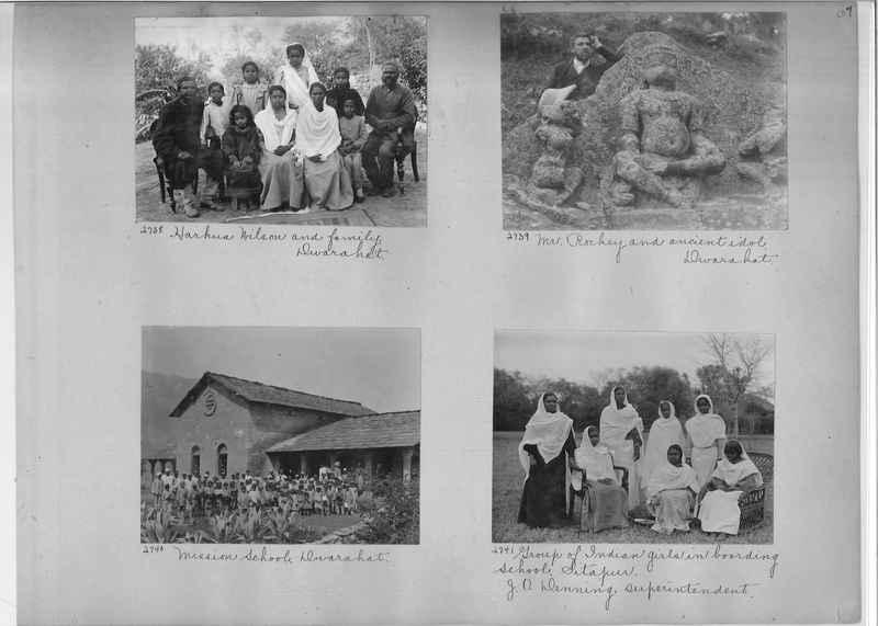 Mission Photograph Album - India #01 page 0137