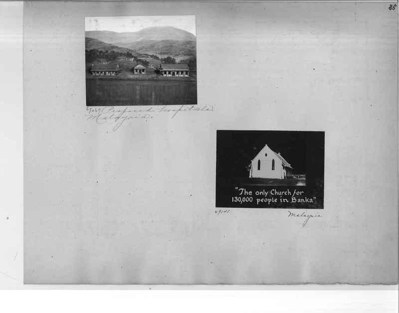 Mission Photograph Album - Malaysia #6 page 0085