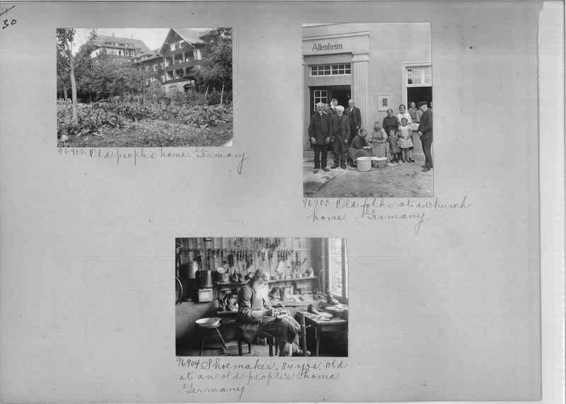 Mission Photograph Album - Europe #09 Page 0030