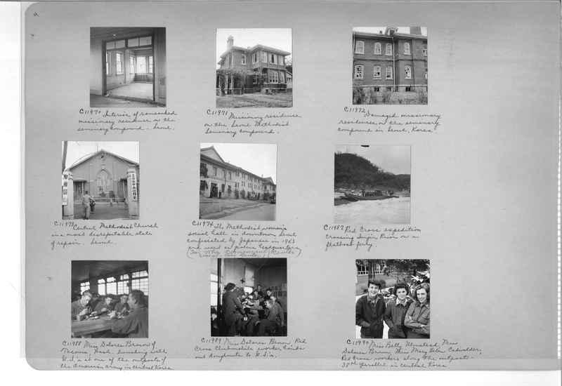 Mission Photograph Album - Korea #6 page 0004