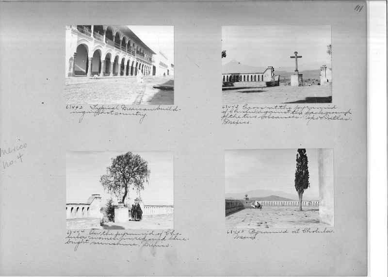 Mission Photograph Album - Mexico #04 page 0111