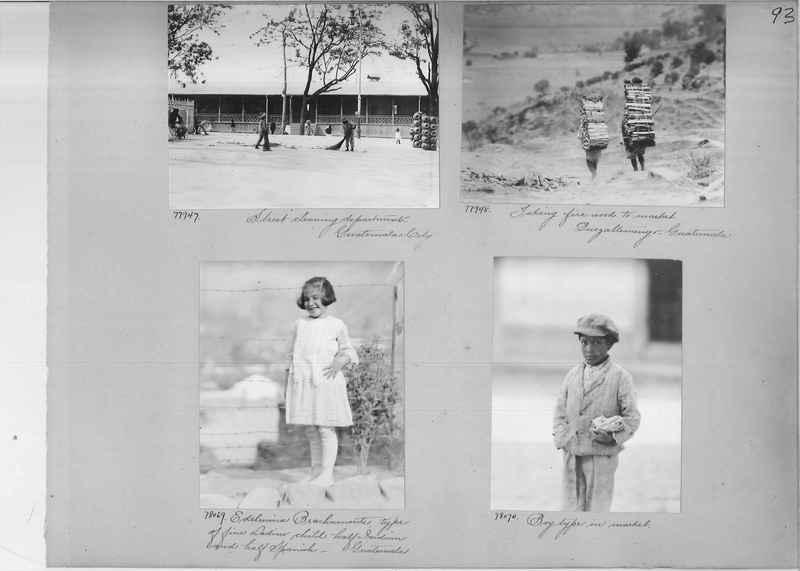 Mission Photograph Album - Panama #04 page 0093