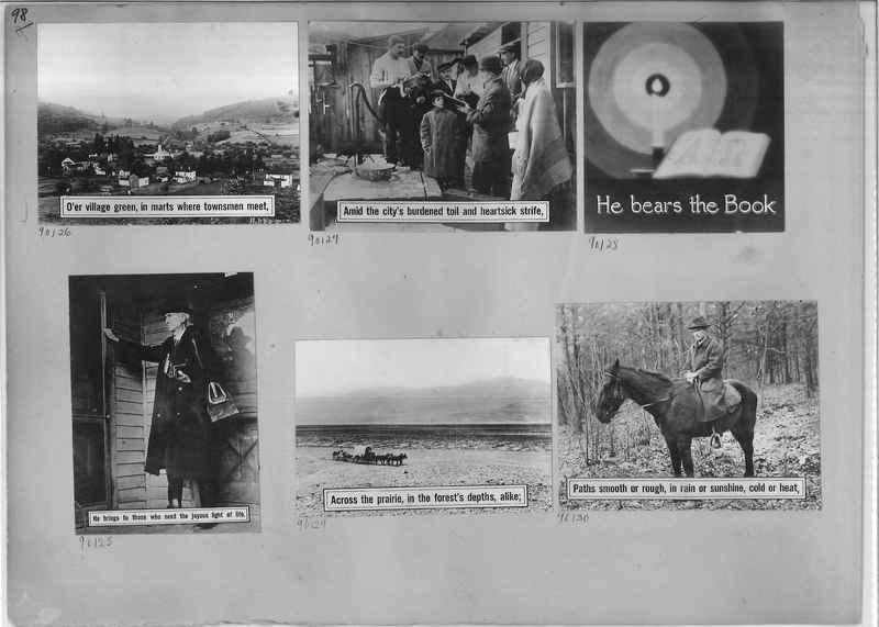 Mission Photograph Album - Miscellaneous #02 Page 0098