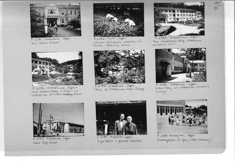 Mission Photograph Album - Japan #07 Page 0075