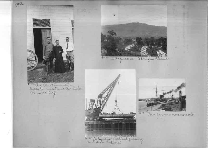 Mission Photograph Album - Panama #04 page 0192