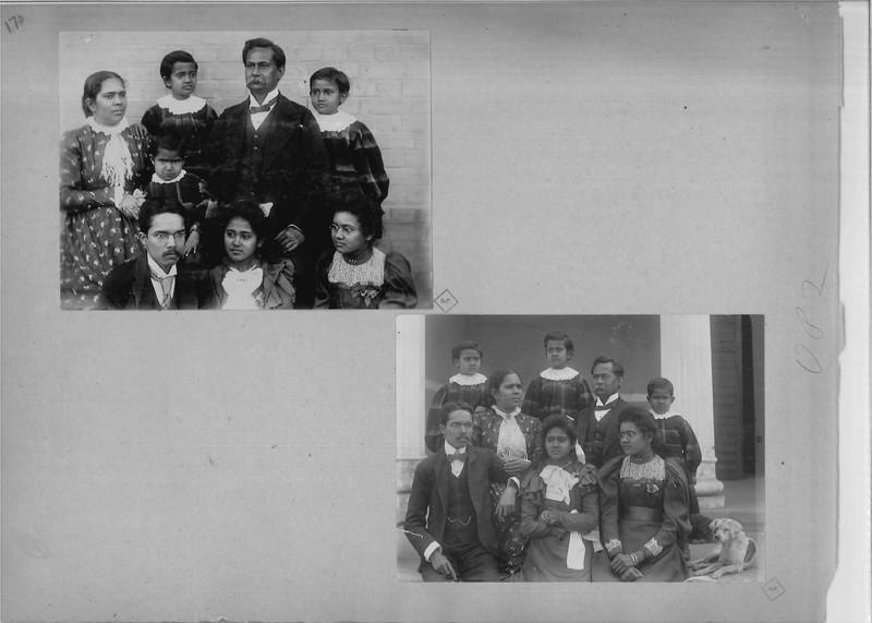 Mission Photograph Album - India - O.P. #02 Page 0170