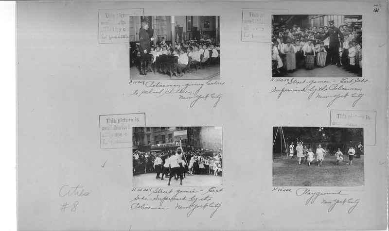 Mission Photograph Album - Cities #8 page 0121