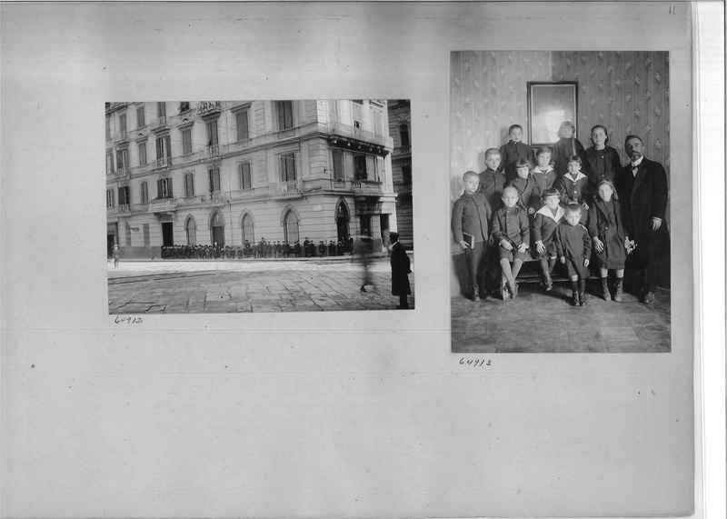 Mission Photograph Album - Europe #05 Page 0011