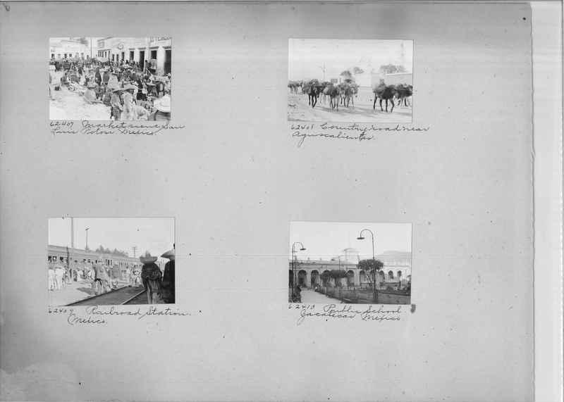Mission Photograph Album - Mexico #04 page 0006