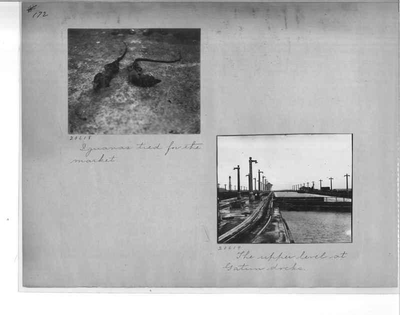 Mission Photograph Album - Panama #1 page  0172